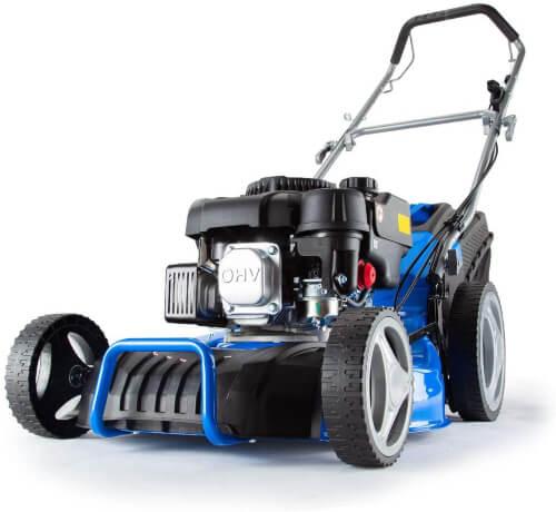POWERBLADE VS500 175cc Self-Propelled Petrol Steel Deck Lawn Mower