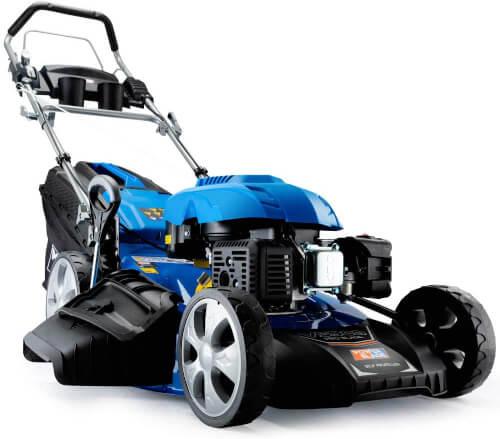 Powerblade 225cc Self-Propelled 4in1 Petrol Steel Deck Lawnmower