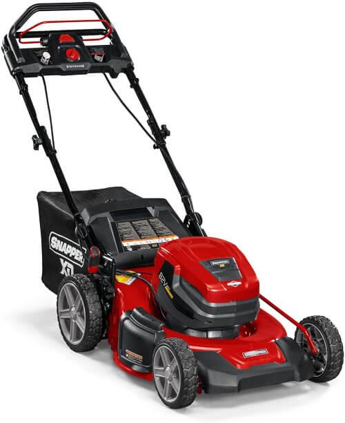 Snapper XD 82V MAX StepSense™ Electric Cordless 21-Inch Lawn Mower