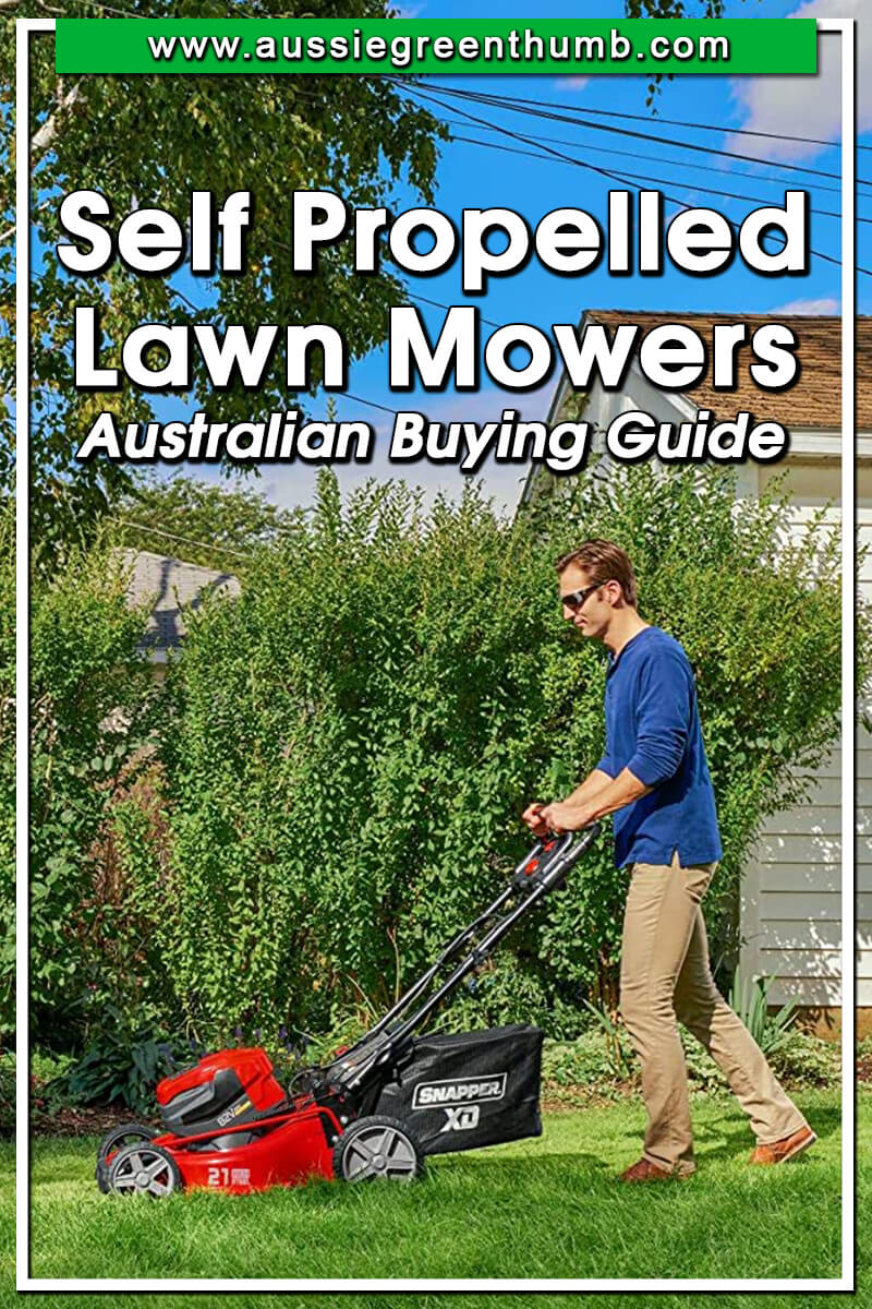 7 Best Self Propelled Lawn Mowers Australian Buying Guide