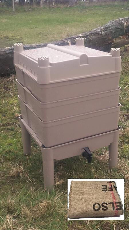 Eco R Us Worm Farm Composter