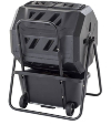 Maze ROTO Twin Composter with Cart 160lt