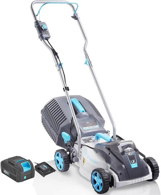 Swift 40V Brushless Cordless Lawnmower
