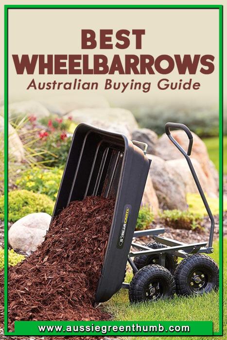 Best Wheelbarrows Australian Buying Guide