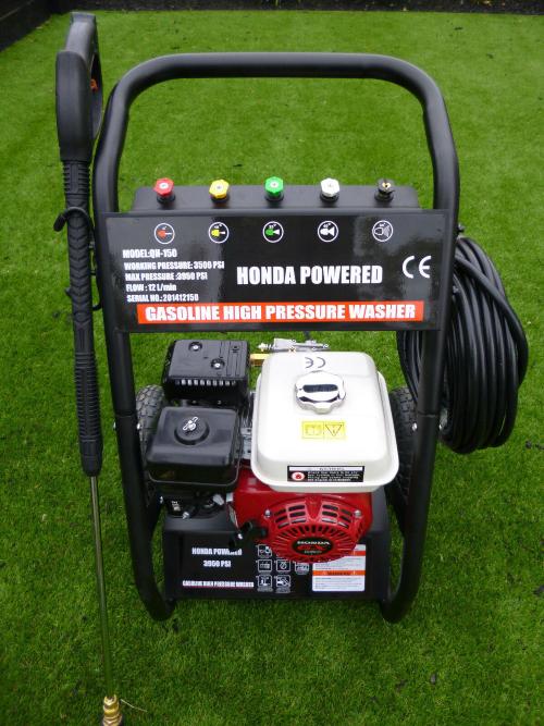 Honda High Pressure Washer GX 160 5.5 HP