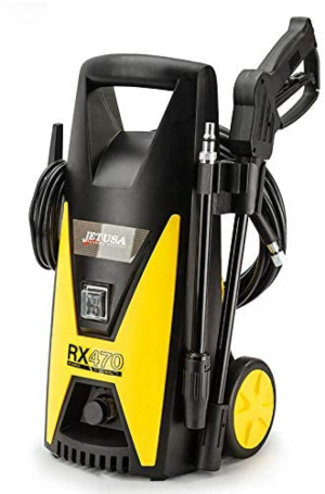 Jet-USA RX470 3100PSI Electric High Pressure Washer Cleaner