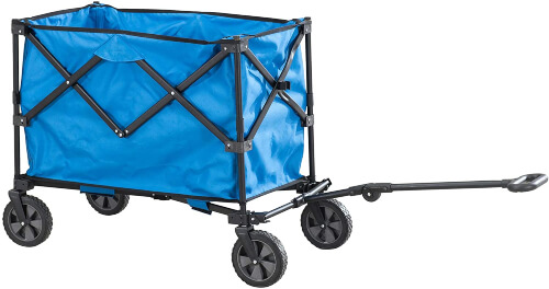 Sunjoy Odell Collapsible Folding Wagon Cart