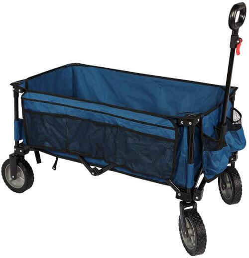 TIMBER RIDGE Collapsible Folding Wagon Cart