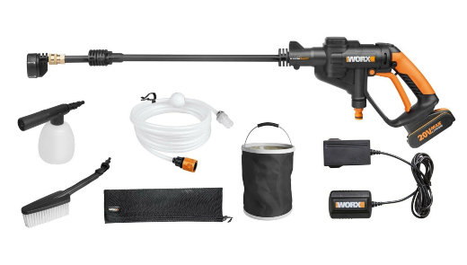 WORX 20V Hydroshot Portable Pressure Washer