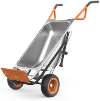 WORX WG050 Aerocart All-Purpose Wheelbarrow