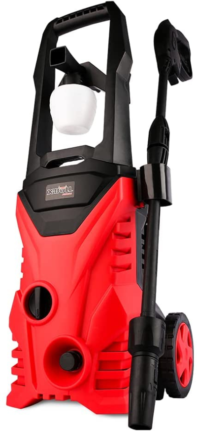 X-BULL 3400PSI High Pressure Water Cleaner