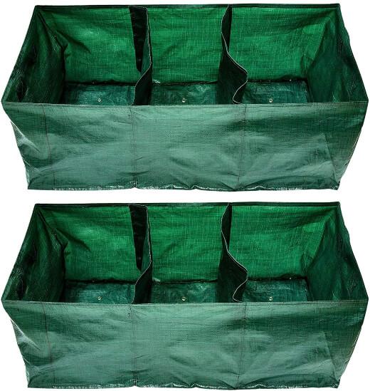Aulock 28 Gallon Extra-Large Plastic Raised Planting Bed