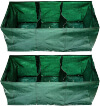 Aulock Extra-Large Plastic Raised Planting Bed
