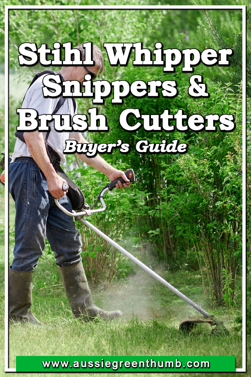 Best Stihl Whipper Snippers and Brush Cutters Buyer's Guide