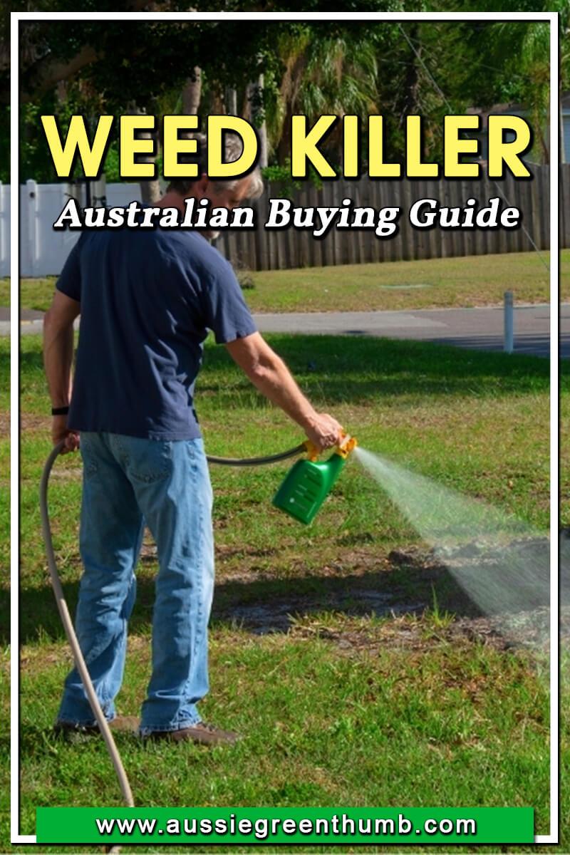 Best Weed Killer Australian Buying Guide