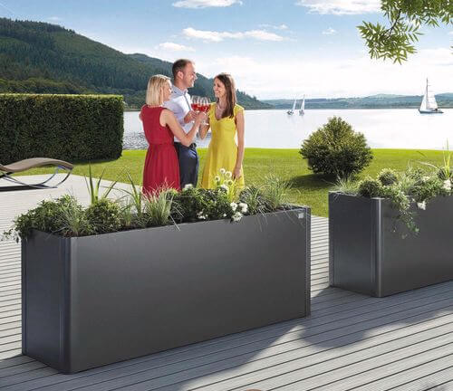 Biohort Belvedere® - 2010 x 530 x 770mm Premium Garden Bed comes with an incredible 20-year warranty and can be assembled very quickly