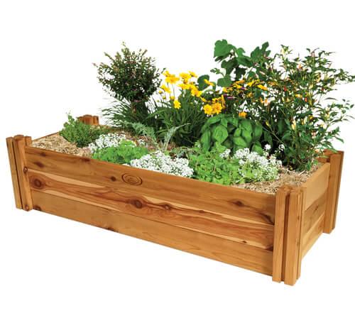 Birdies Heritage Modular Raised Garden Bed Kit