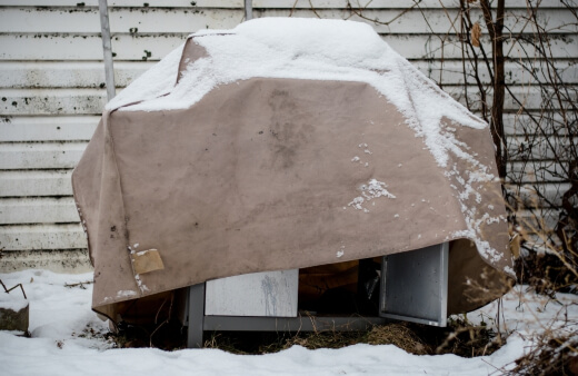 Covering up your bbq grill for the winter