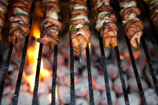 Creating a Beautiful Alfresco Barbecue