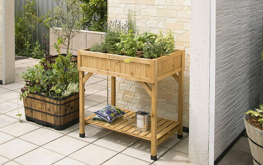 Different Types of Raised Garden Beds