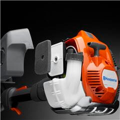 Husqvarna 522L Petrol Powered Trimmer has a commercial grade 2-stage air filter and delivers 8500 RPM and 1Nm of torque