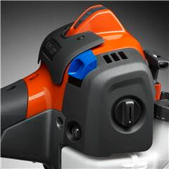 Husqvarna 525LST Petrol Powered Trimmer is well-balanced and weighs just 4.7kgs, making it ideal for commercial landscaping and brush-clearing applications