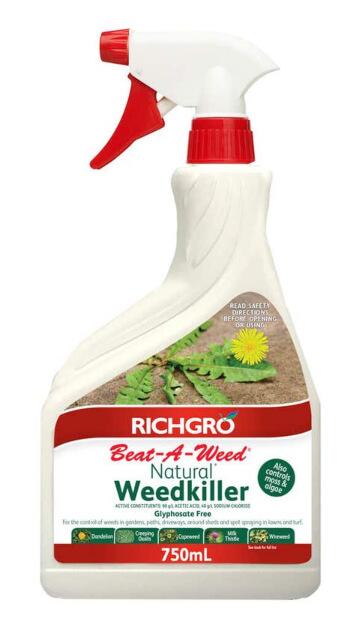 Richgro Beat A Weed Natural Weedkiller
