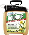 Roundup Naturals Glyphosate-Free Weed Killer