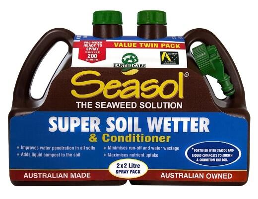 Seasol 2.5L Super Soil Wetter And Conditioner