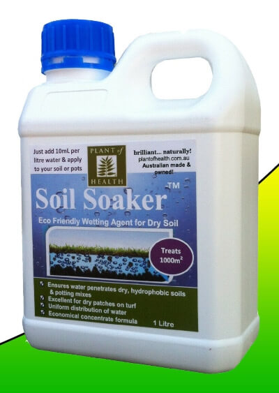 Soaker Eco Friendly Soil Wetting Agent