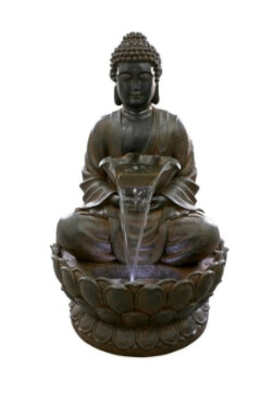 Buddha Outdoor and Indoor Water Fountain