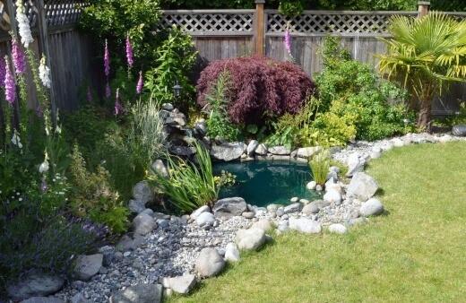 Types of Garden Water Features